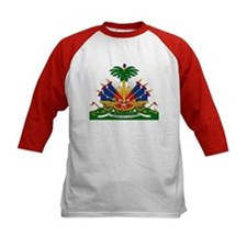 Haiti Coat of Arms (Front) Tee