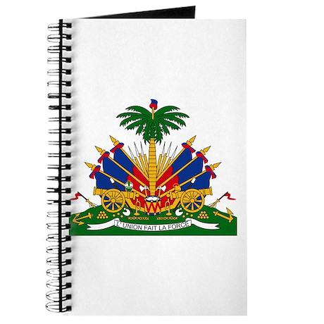 Haiti Coat of Arms Journal