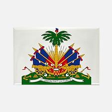 Haiti Coat of Arms Rectangle Magnet
