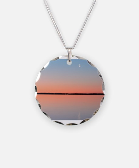 Moon Sunrise Necklace