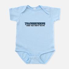 Transgenders Infant Bodysuit