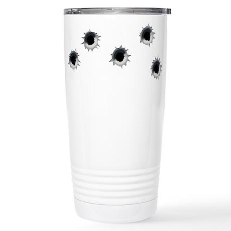 Mug Shot Stainless Steel Travel Mug