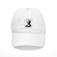 Bertrand Russell 01 Baseball Cap