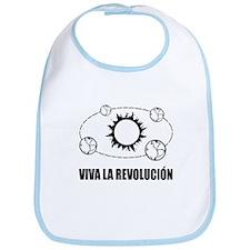 Viva La Revolucion Orbit Bib