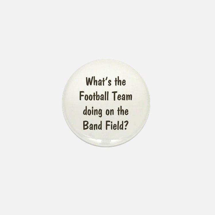 Band Geek Mini Button