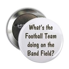 "Band Geek 2.25"" Button"