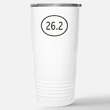 26.2 Miles Stainless Steel Travel Mug