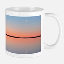 Moon Sunrise Mugs