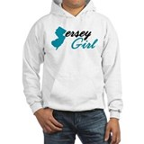 Jersey girl Hooded Sweatshirt