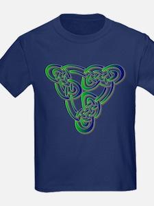 Celtic Knot T