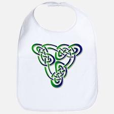 Celtic Knot Bib