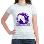 Your Horse (is a star) ! Jr. Ringer T-Shirt