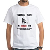Blowjobs Mens White T-shirts