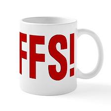 Oh FFS Small Mug
