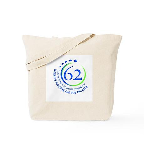 District 62 Tote Bag