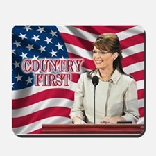 Country First Mousepad