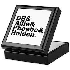 Unique Salinger Keepsake Box