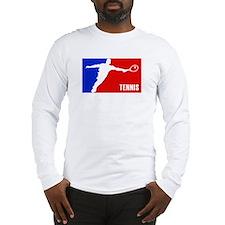 Tennis Customized Logo Long Sleeve T-Shirt