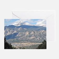 Estes Park Colorado Greeting Card