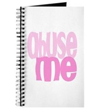 Abuse Me Journal