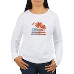 Have Love for Haiti Women's Long Sleeve T-Shirt