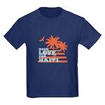 Have Love for Haiti Kids Dark T-Shirt