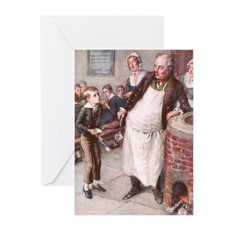 Please, Sir Greeting Cards (Pk of 10)
