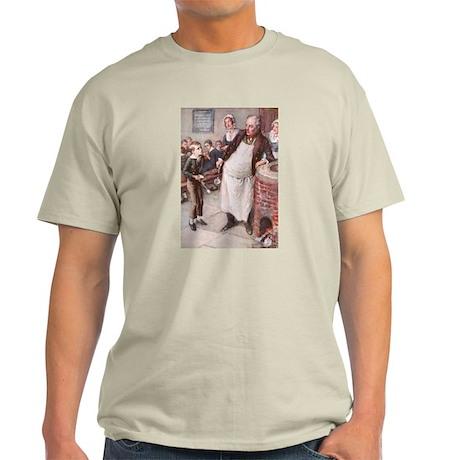 Please, Sir Light T-Shirt