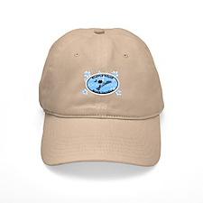 Kiawah Island SC - Oval Design Baseball Cap