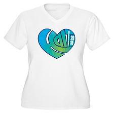 Haiti Heart T-Shirt