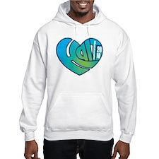 Haiti Heart Hoodie