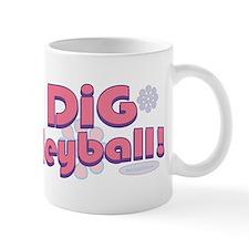 I Dig Volleyball Mug