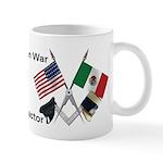 Masonic Mexican War Re-enactors Mug