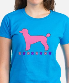 Poodle Paws Tee