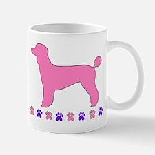 Poodle Paws Mug