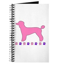 Poodle Paws Journal
