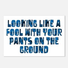Pants on the Ground Postcards (Package of 8)