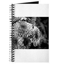 Grayscale Mums Journal