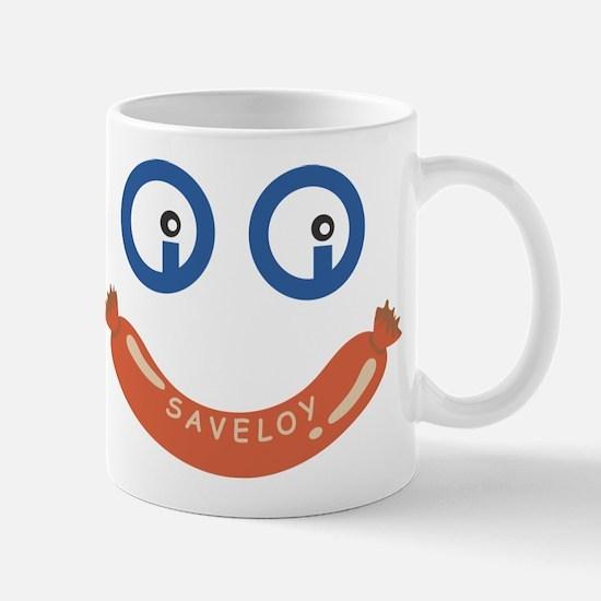 Oi Oi Saveloy ! Mug