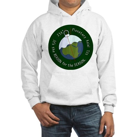Planetary Tilt Hooded Sweatshirt