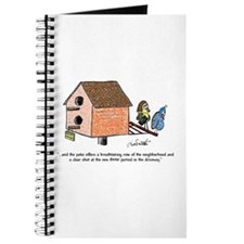 Flipping The Birdhouse Journal