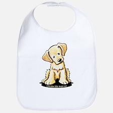 Lab Retriever Puppy Bib