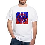 Aid Haiti White T-Shirt