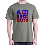 Aid Haiti Dark T-Shirt