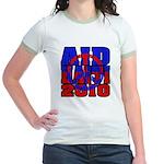 Aid Haiti Jr. Ringer T-Shirt
