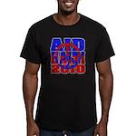Aid Haiti Men's Fitted T-Shirt (dark)