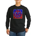 Aid Haiti Long Sleeve Dark T-Shirt