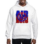 Aid Haiti Hooded Sweatshirt