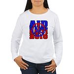 Aid Haiti Women's Long Sleeve T-Shirt