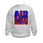 Aid Haiti Kids Sweatshirt